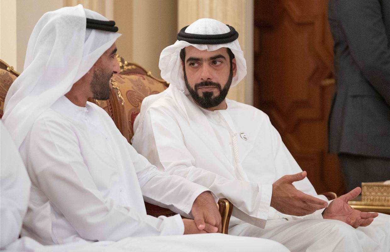 Sharjah Ruler Accepts Condolences From Tahnoun Bin Mohammed Press Release Media Centre Sharjah Government Media Bureau